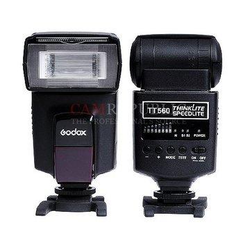 CAM REPUBLIC -  Godox TT560 SPEEDLITE FLASH FOR NIKON D3100 D3000 D90 photographic equipment ! Free Shipping