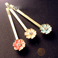 Sunshine store delicate little flower hair accessory  Hl24906 (min order $10 mixed order)f47