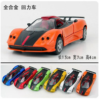 Toy alloy car models roadster acoustooptical WARRIOR alloy toy car