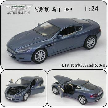 Car model aston martin db9 alloy car models blue car model