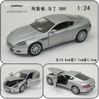 Alloy car models aston martin db9 alloy car models silver car model