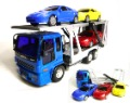 New arrival abs inertia engineering truck series transport truck d02-2 inertia car