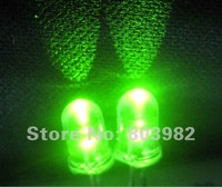 5mm green dip led(light emitting diode)