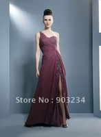 Free Shipping Prom Dresses Party Formal Ball Gown Wholesale/retail Customize Any Size & Color S21023