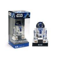 FUNKO WACKY WOBBLER Star Wars R2-D2 BOBBLE HEAD FIGURE