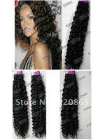 Mix length 100% brazilian remy virgin hair weft weave extensions HWT110   12''/14''/16''/18''/20''/pc  5 Piece  /  Lot