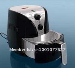 Oilless Air Fryer with 4L Capacity, A13 Approved(China (Mainland))