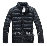 Мужские изделия из шерсти 2012 male trench men's woolen outerwear male medium-long trench outerwear Mens Coat Mens Jackets967