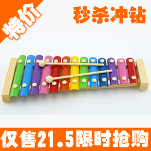 13 violin child puzzle hand knocking piano baby xylophone toy violin knock piano child piano music toy