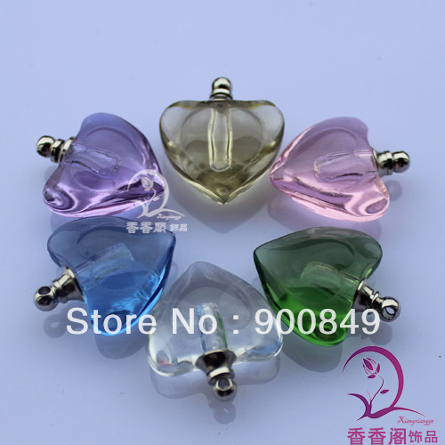 name on rice Blood vials pendants (Trapezium Pink),rice jewelry(China (Mainland))