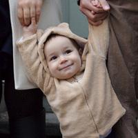 Davebella baby outerwear 2012 autumn and winter male girls clothing baby long-sleeve cardigan child sweatshirt 436