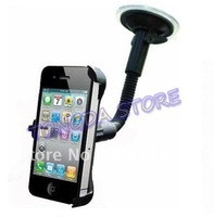windscreen Car holder for iphone 4 4S , 360 rotary bar mount