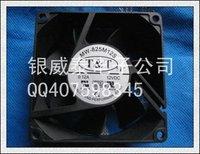 TT 8Cm Cooling fan MW-825M12S 8CM 3pin-
