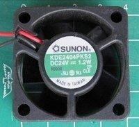 SUNON KDE2404PKS2 Cooling fan 24V (40mm)-