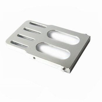 VWINRC Upgrade Parts Metal Gyro Plate silver  For Align Trex 450 V3 Sport Rc Helicopter 6CH 2.4G remote radio control heli toys