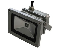 FREE SHIPPING 10W CREE LED Flood light ,IP65, 850LM,AC85-265V ,Beam angle :120degree ,with CE,ROHS,EMC,LVD,UL