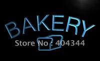 LB380- Bakery Bread Shop Display NEW Neon Light Sign    hang sign home decor shop crafts led sign