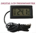New Digital LCD Thermometer for Refrigerator Freezer H155 ES00146 FREE SHIPPING(China (Mainland))