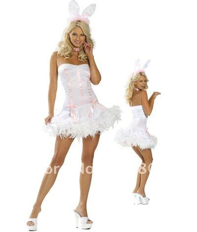 White Rabbit Party Dress