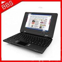 7 inch Mini Netbook Laptop Notebook WIFI Windows CE 6.0 4GB  +free shipping