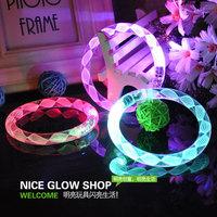 Helical flash bracelet glow bracelets neon stick flash stick bar supplies stunning light-up toy