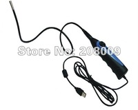 USB Snake Scope Endoscope-7MM  DIA Lens-10MM DIA Flexible Tube-1200MM Flexible Tube-6 LED Light accept Pay-Pal