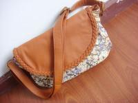 Female sweet chiffon shoulder bag small fresh female bags