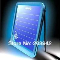 New Arrival Novel LED Tablet Fluorescence Message Board Tablet Fluorescence Billboard Free Shipping,1pcs