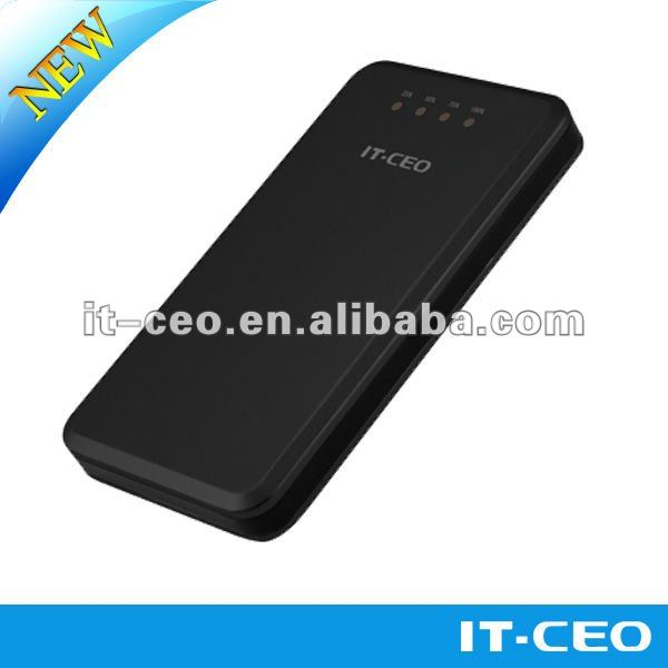 U6800A dual usb rechargeable power bank from China supplier(China (Mainland))