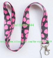 1pc Love Mobile Phone LANYARD Neck Strap Charms