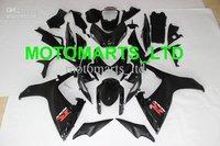 glossy black ABS fairing for SUZUKI GSX-R 600 06-07 GSX-R600/750 06 07 GSX R600 2006 2007 K6 MSC03