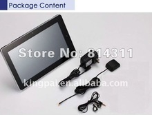 Great 10 inch tablet pc with lan port android 4.0 resisitive touch screen 1GB 4GB palmtop computer tablet video input wholesale(China (Mainland))