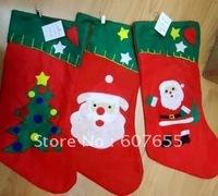 christmas stocking/chiristmas decoration/children gift