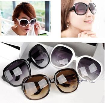Hilton glasses general large women sunglasses vintage big round sunglasses Free shipping