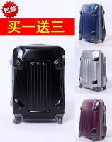 Fashion Bumblebee abs trolley luggage pc box travel bag luggage 20 24 28 isatie