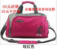 Fashion Male handbag travel bag casual male women's handbag one shoulder cross-body 3 isatie