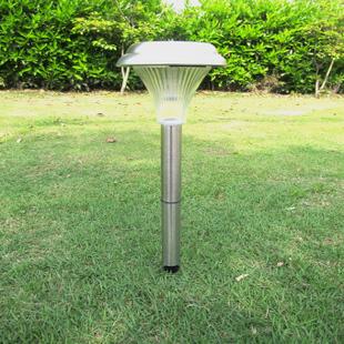 Quality! christmas wedding Solar lights solar lawn light garden lights stainless steel solar garden lights