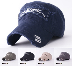 Summer full closed baseball cap player embroidery s female male hat casual cap(China (Mainland))