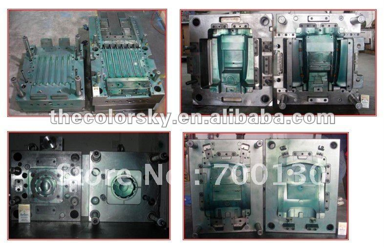 plastic injection mould maker design manufacturing high precision professional fabrication services crane of 5 ton(China (Mainland))