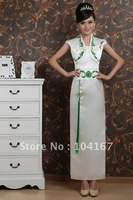 Hot!bride wedding dress cheongsam liturgy cheongsam