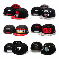 Wholesale  basketball hats ymcmb sport caps  snapback hats Mix order and Free shipping