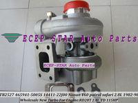 GT2052S 722687-0001 722687-5001S 722687 14411-7F411 Turbocharger For Nissan Terrano II 2001;Pathfinder 2.7L 118HP TD27TI 2001-05