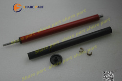 HP1010/1020/LBP2900 Pressure roller with Gear and bushing, RM1-0660+RU5-0185+RC1-2079(China (Mainland))