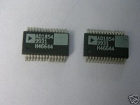 100PSC  AD1854  DAC IC IC'S Chip 28-Lead SSOP NEW