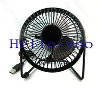 USB MINI Fans Al Ye metal shell Mute design free shipping