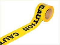 1000ft*3inch  Yellow/Black Danger Barrier Warning Tape