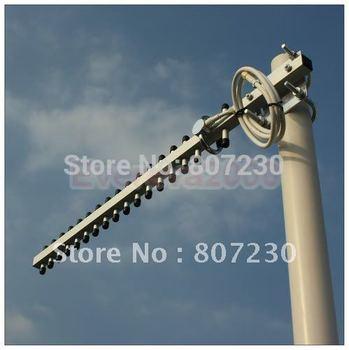FREE SHIPPING=16dBi Directional High Gain 16Unit Antenna Wifi/Wireless Network YAGI (RP)SMA