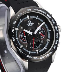 2013 top quality watches Cool watch original casima men's watch 8206 multifunctional timep luminous calendar table brand watches