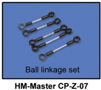 Walkera Master CP parts HM-Master CP-Z-07 Ball Linkage Set for RC helicopter free shipping