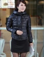 Zomss women's down coat slim down coat female short design